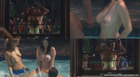 Nicole rayburn nude, topless and sexy