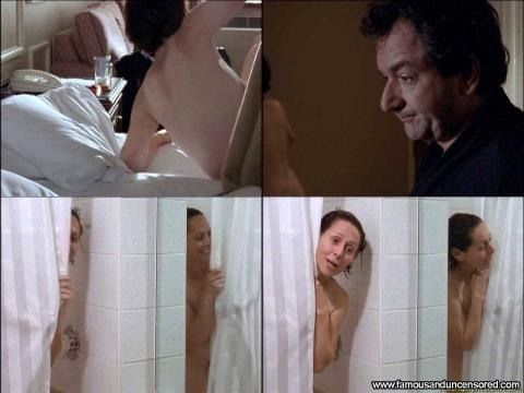 Louise Goodall Nude Sexy Scene Shower Bus Hat Bar Bed Female