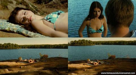 Michelle Trachtenberg Nude Sexy Scene Beautiful Ohio Lake Hd