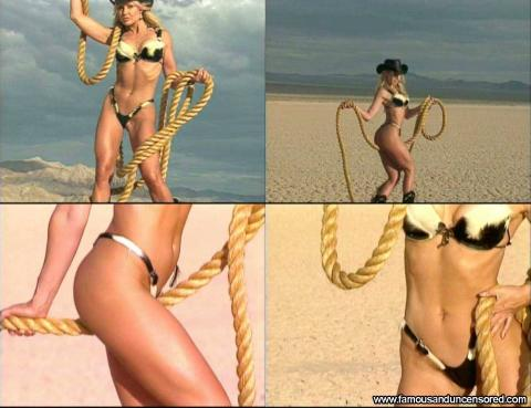 Colleen Kelly Cowgirl Desert Magazine Swimsuit Photoshoot Hd