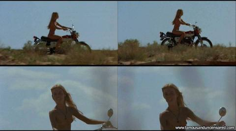 Gilda Texter Nude Sexy Scene Vanishing Point Desert Gorgeous