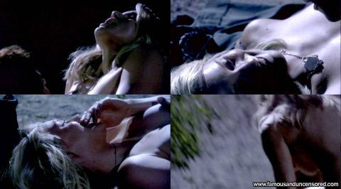 Katee Sackhoff Nude Sexy Scene Battlestar Galactica Desert