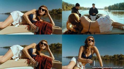 Lake Bell Nude Sexy Scene Boat Lake Nice Bikini Posing Hot