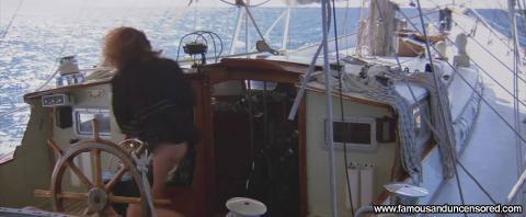Nicole Kidman Dead Calm Hat Boat Thong Hd Beautiful Gorgeous