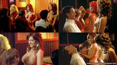 Kaitlyn Reid Nude Sexy Scene Road Trip Beer Pong Sea Wet Hat