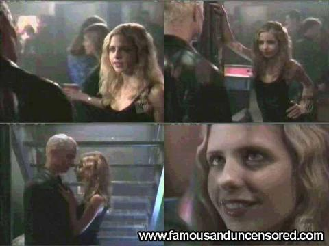 Sarah Michelle Gellar Nude Sexy Scene Vampire Beautiful Doll