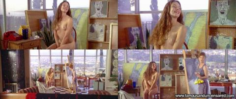 Madeleine Stowe Nude Sexy Scene Short Cuts Pain Chair Legs