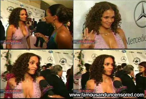 Halle Berry Nude Sexy Scene Access Hollywood Hollywood Nice