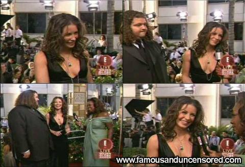 Evangeline Lilly Nude Sexy Scene Red Carpet Live Angel Nice
