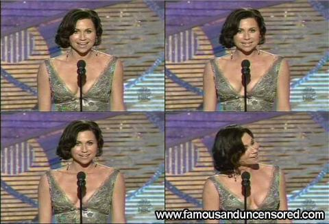 Minnie Driver Nude Sexy Scene River Awards Hat Gorgeous Cute