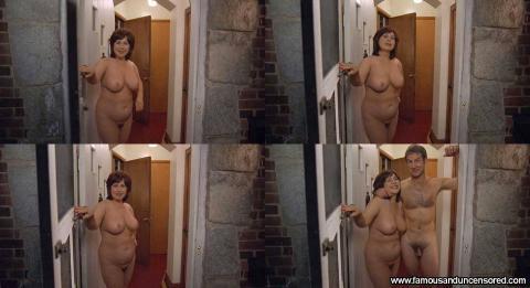 Susan Allenback Nude Sexy Scene American Actress Posing Hot