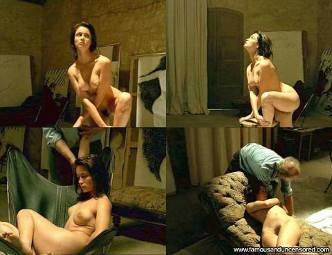 Emmanuelle Beart Nude Sexy Scene La Belle Noiseuse Chair Hd