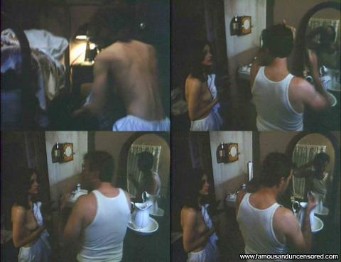 Violent interracial porn scene
