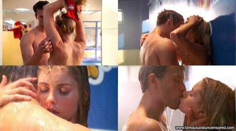 Brianna Brown Nude Sexy Scene Smallville Sport Shower Emo Hd