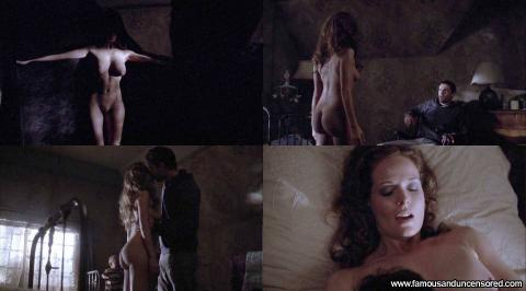 Chelah Horsdal Nude Sexy Scene Horror Bed Gorgeous Beautiful