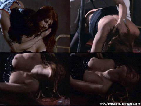 Angie Everhart Nude Sexy Scene Another 9 1 2 Weeks Grope Hd