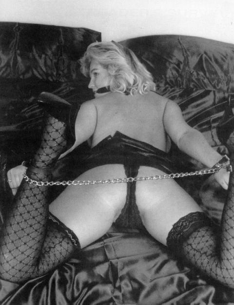 Vintage latina bondage