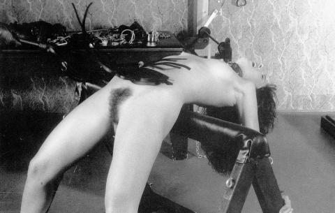 busty girl toys her ass and masturbates