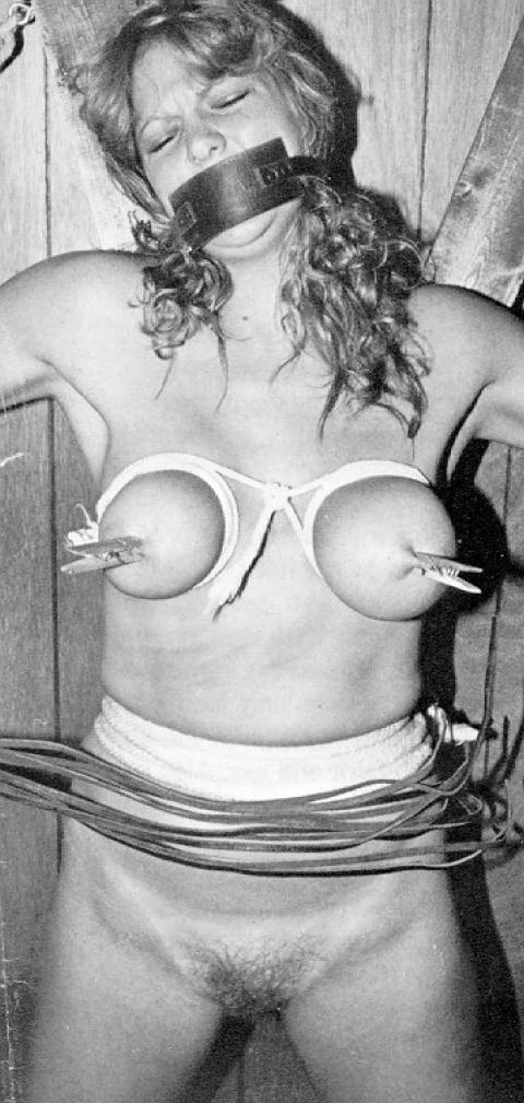 Dorthea Kirghiz Tied Up Horror Retro Humiliation Bizarre Hot