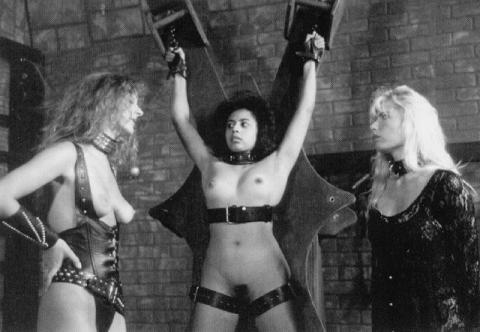 nudes vintage horror