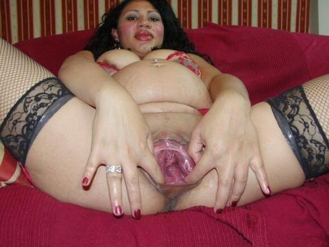 Fat ebony granny porn