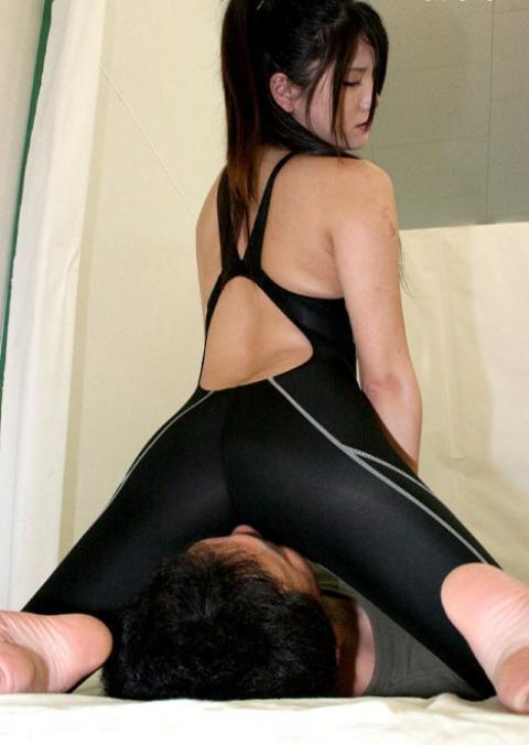 japanese lycra porn