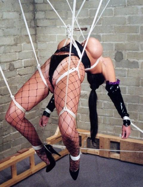 Alethia Extreme Whore Slut Gorgeous Tied Up Model Beautiful