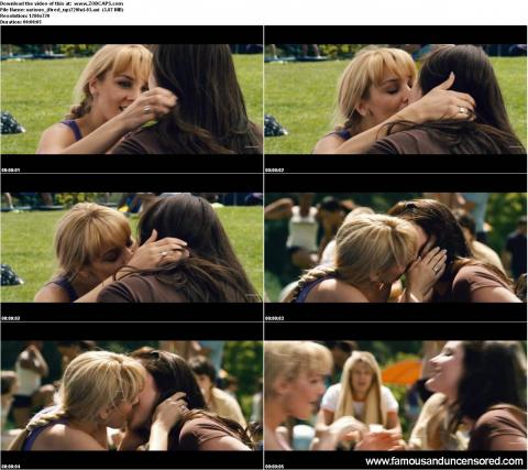 Various Nude Sexy Scene Fired Up Cheerleader Kissing Lesbian