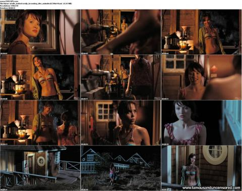 Emily Browning Nude Sexy Scene The Uninvited Summer Nice Hd