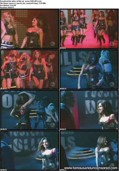 Vanessa Marcil Nude Sexy Scene Las Vegas Kinky Dancing Babe