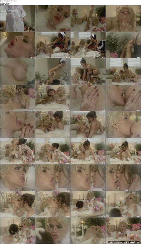 Anna nichole smith lesbian scene