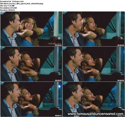 Gorgeous Love Jessica alba good luck chuck strip scene best
