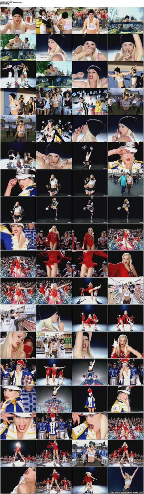 Gwen Stefani Nude Sexy Scene Cheerleader Gorgeous Nude Scene