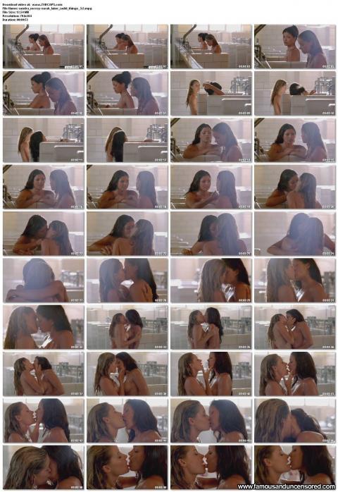 Remarkable idea Sandra mccoy sex scene clip think, that