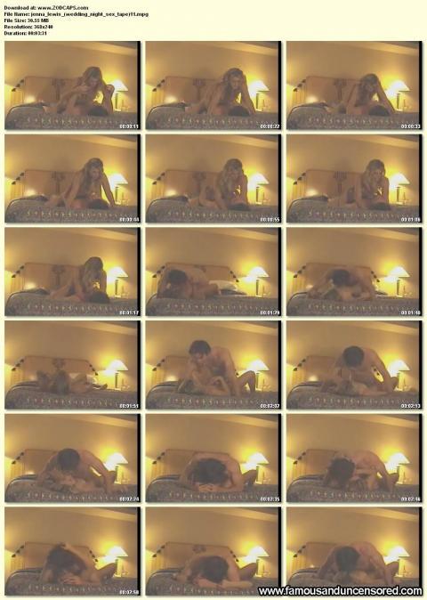Jenna Lewis Sex Tape Wedding Night Wedding Sex Tape Actress