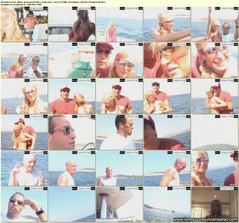 Paris Hilton Ibiza Private Friends Bikini Celebrity Babe Hd