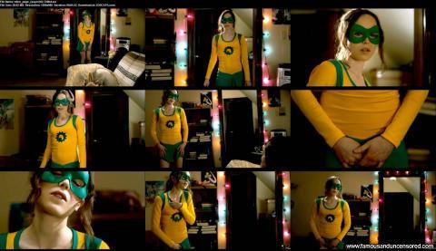 Ellen Page Super Shy Kinky Sexy Scene Gorgeous Doll Famous