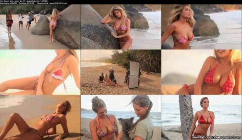 Kate Upton Nude Sexy Scene Australian Nice Bar Bikini Famous