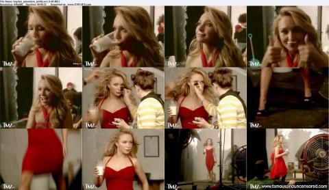 Hayden pantierre nude scene