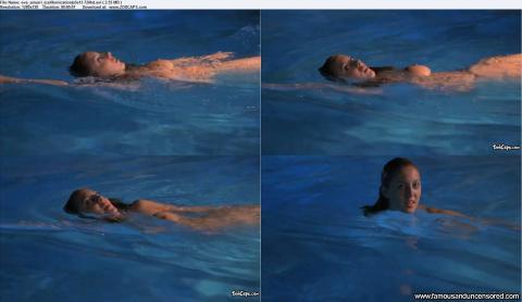 Eva Amurri Californication Wet Pool Babe Celebrity Actress