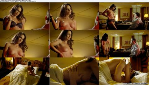 Tina Casciani Nude Sexy Scene Femme Fatales Tanned Stunning