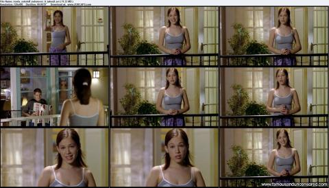 Marla Sokoloff Nude Sexy Scene Whatever It Takes Balcony Hd