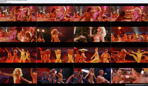 Elizabeth Berkley Showgirls Dancing Thong Topless Bar Famous