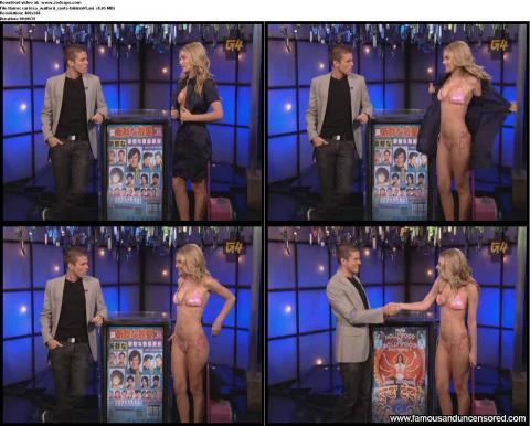 Attack show nude