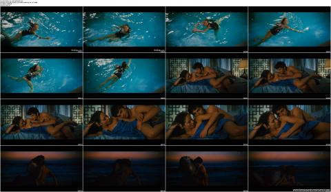 Margarita Levieva Nude Sexy Scene Spread Pool Legs Beautiful