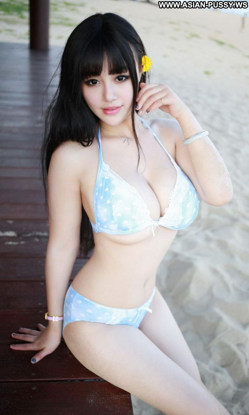 Eat that sexy asian models gorgeous and