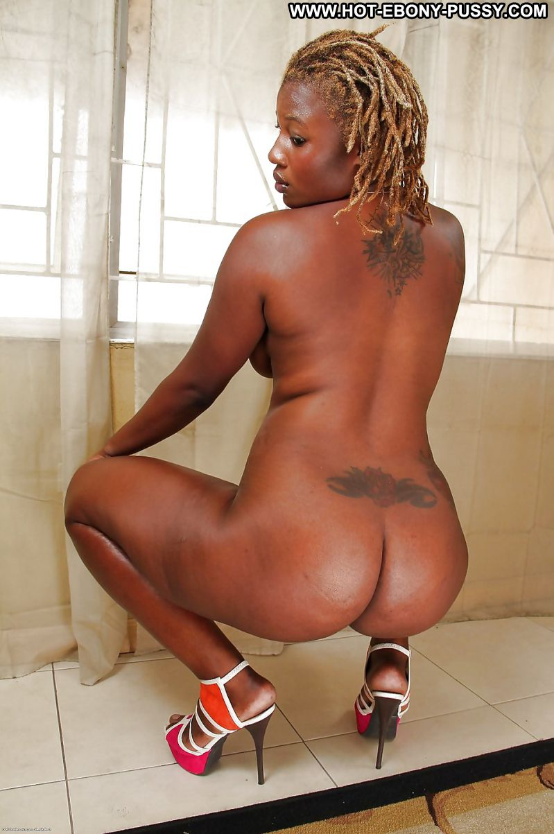 Big ass amateur ebony