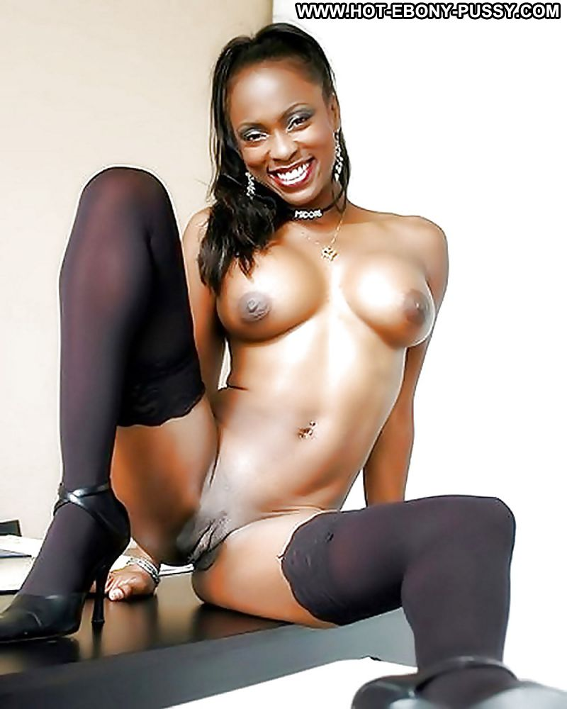 Sexy naked black girl tits with you