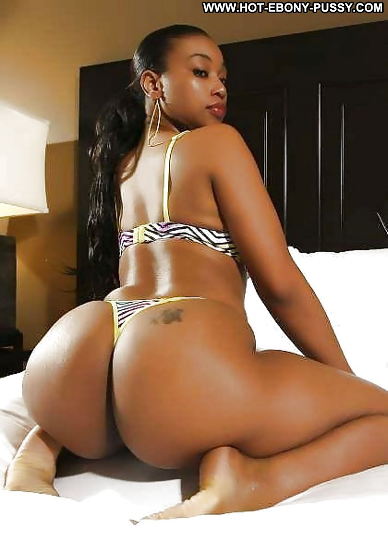 Girls ass fuck phat of black