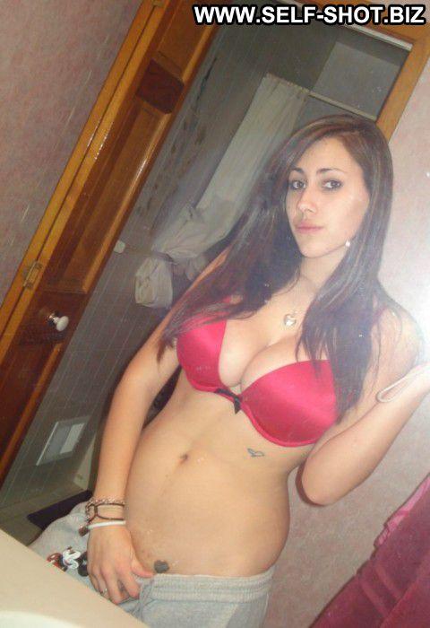 Denise Self Shot Sexy Amateur Girlfriend Big Tits Hot Horny Brunette